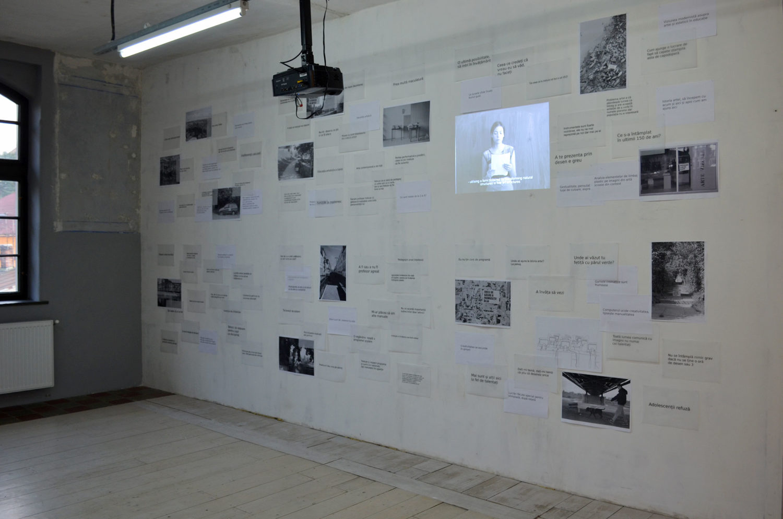 Casa Tranzit, Conset, Cluj-Napoca 2014